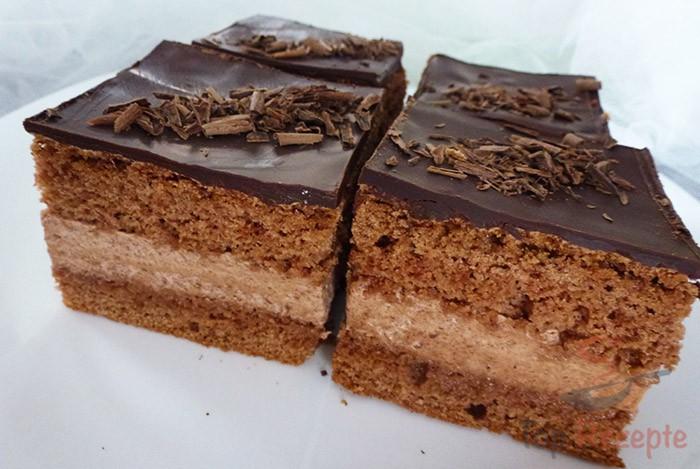 Leckerer Schokoladenkuchen | Top-Rezepte.de