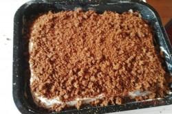 Zubereitung des Rezepts Maulwurftorte vom Blech, schritt 6