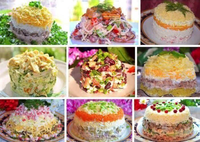 9 rezepte f r schmackhafte salate alle sind simpel und schnell top. Black Bedroom Furniture Sets. Home Design Ideas