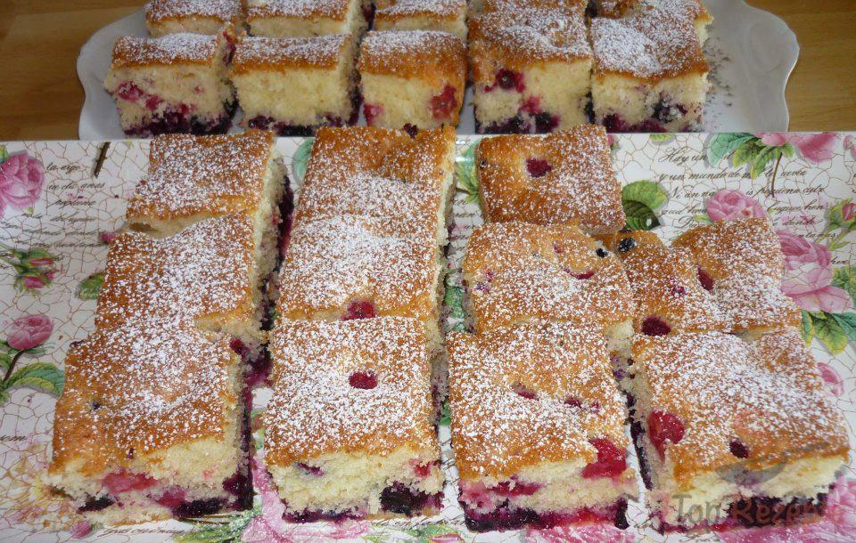 Obstkuchen aus Omas Küche   Top-Rezepte.de