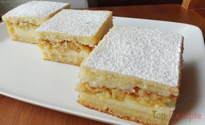 Saftiger Vanille Apfelkuchen Top Rezepte De