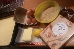 Zubereitung des Rezepts Mürbeteig-Nuss-Kuchen mit Eigelb-Glasur, schritt 5